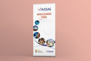 ASSAf Roll Up Banner